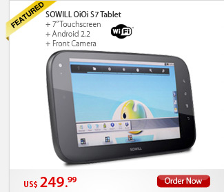 SOWILL OiOi S7 Tablet