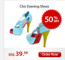 Chic Evening Shoes