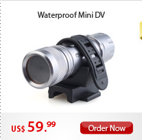 Waterproof Mini DV