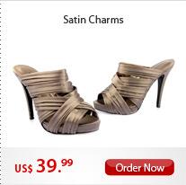 Satin Charms