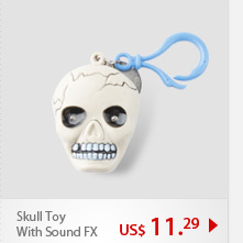 Skull Toy With Sound FX