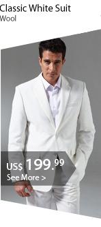 Classic White Suit