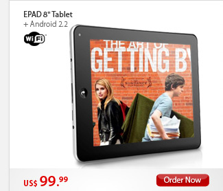 "EPAD 8"" Tablet"