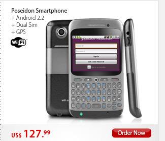 Poseidon Smartphone