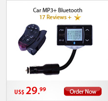 Car MP3+ Bluetooth
