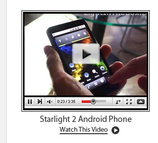 Starlight 2 Android Phone
