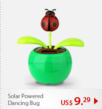 Solar Powered Dancing Bug
