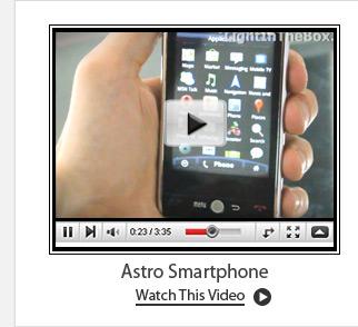 Astro Smartphone