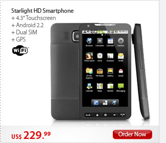 Starlight HD Smartphone