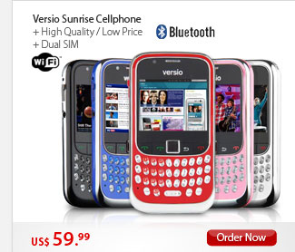 Versio Sunrise Cellphone