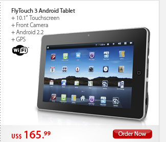 FlyTouch 3 Android Tablet