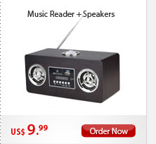 Music Reader + Speakers