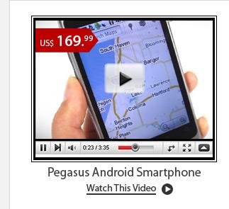 Pegasus Android Smartphone
