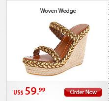 Woven Wedge