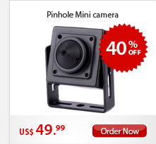 Pinhole Mini camera