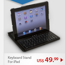 Keyboard Stand For iPad