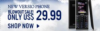 NEW Versio Phone