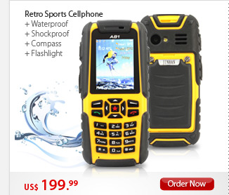 Retro Sports Cellphone