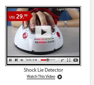 Shock Lie Detector