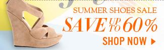 Summer Shoes Sale
