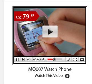 MQ007 Watch Phone