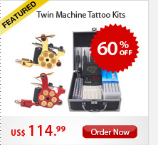 Twin Machine Tattoo Kits