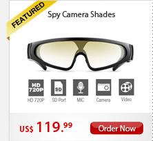Spy Camera Shades