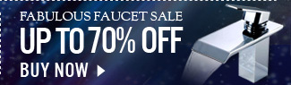 Fabulous Faucet Sale up to 70% off