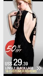 Lovely Black Lace