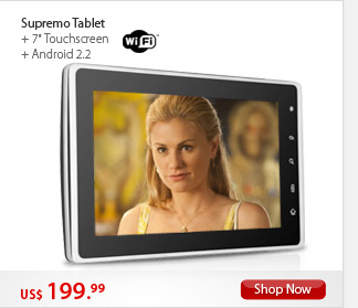 Supremo Tablet
