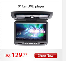 9'' Car DVD player