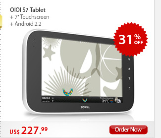 OIOI S7 Tablet