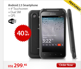 Android 2.3 Smartphone