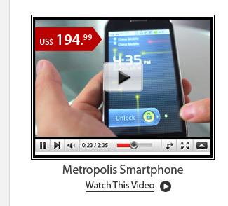 Metropolis Smartphone