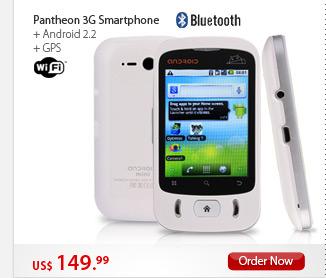 Pantheon 3G Smartphone