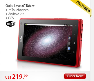 Ouku Love 3G Tablet