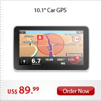 "10.1"" Car GPS"