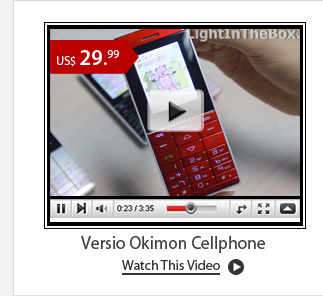 Versio Okimon Cellphone