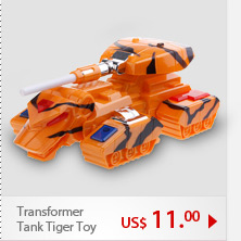 Transformer Tank Tiger Toy