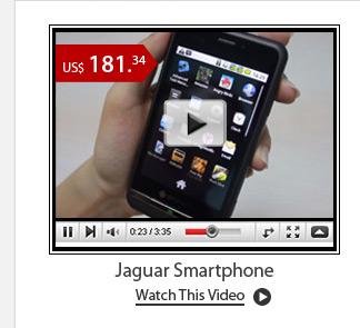 Jaguar Smartphone