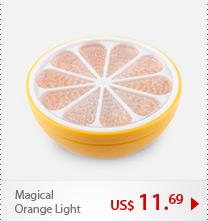 Magical Orange Light
