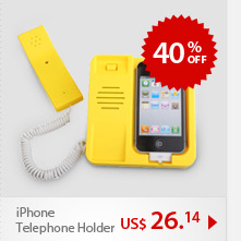 iPhone Telephone Holder