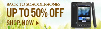Back To School Phones Up To 50% OFF Shop Now