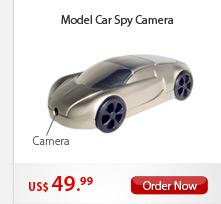 Model Car Spy Camera