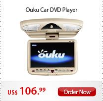 Ouku Car DVD Player