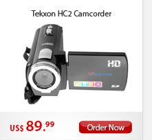 Tekxon HC2 Camcorder