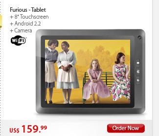 Furious - Tablet