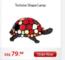 Tortoise Shape Lamp