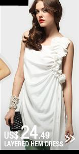 Layered Hem Dress