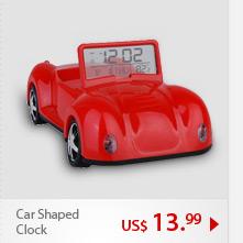 Car Shaped Clock